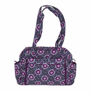 Vera Bradley Stroll Around Baby Bag, Medallion